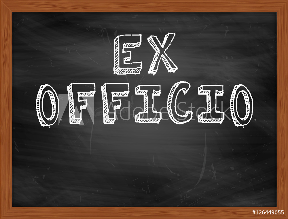 ex officio director